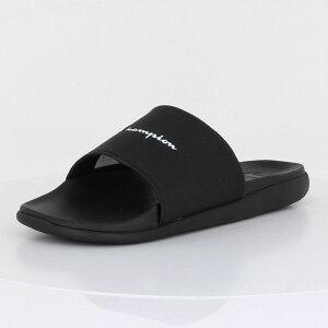Champion(チャンピオン) サンダル CP LS030 SLEIGH NEO(スレイ ネオ) 【ブラック】 メンズ・レディース・ユニセックス・ジュニア・キッズ 55180296 靴 シューズ シャワーサンダル 水泳 プール ス