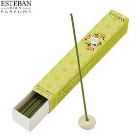 ESTEBAN(エステバン) テールダグリューム インセンス 香立て付 お香 スティック型 日本香堂