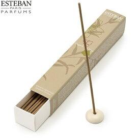 ESTEBAN(エステバン) エスプリドテ インセンス 香立て付 お香 スティック型 日本香堂
