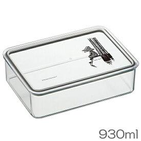 ムーミン コレクション Snufkin(スナフキン) システムフードケース 930ml 食洗機対応 新柄 SKATER(スケーター) PCS4T ※