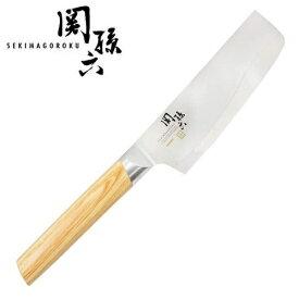 【送料無料!】関孫六 10000CL 菜切165 菜切包丁(薄刃包丁) 貝印 AE5257