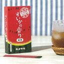 【日本製】コラボ・好物 ミニ寸 線香 すいか スイカパウダー入り カメヤマローソク【RCP】