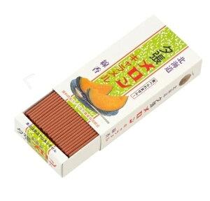 コラボ線香 ミニ寸線香 夕張メロンキャラメル 日本製 カメヤマローソク