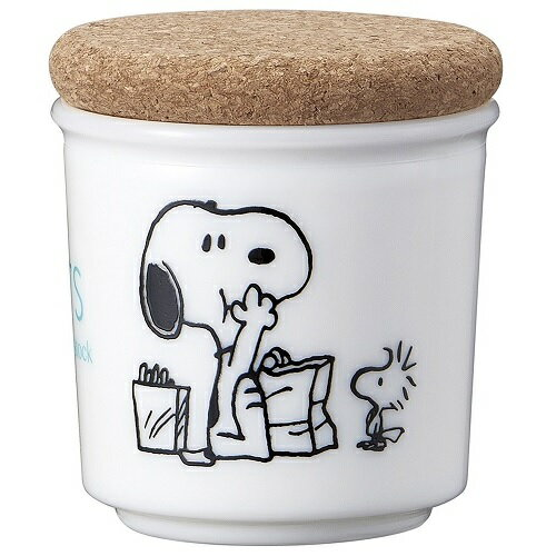 MKP-60 SNOOPY(スヌーピー) ミルキーコルクポット 60 保存容器 60ml OSK 【RCP】#