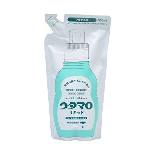 ウタマロリキッド 詰替え 350ml 洗濯用部分洗い用液体洗剤 東邦 ※
