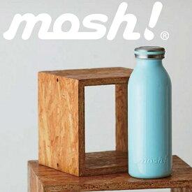 mosh! モッシュ ステンレスボトル 450ml マグボトル DOSHISHA(ドウシシャ) DMMB-450 #