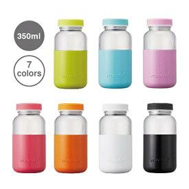 mosh! モッシュ ボトルカプセル ステンレスボトル 350ml マグボトル DOSHISHA(ドウシシャ) DMCP-350 #