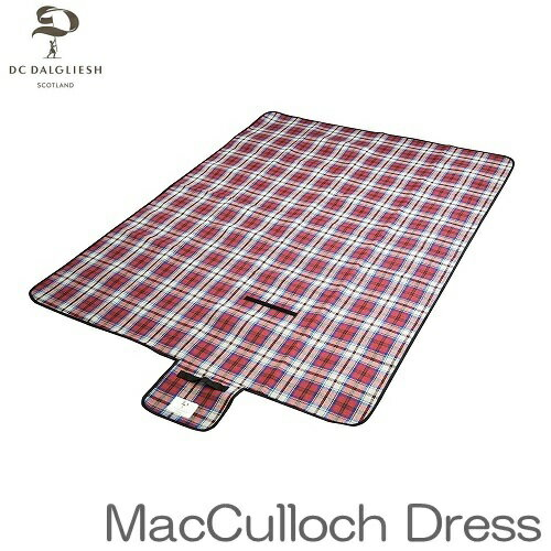 DC ダルグリーシュ MacCulloch Dress(マカロック ドレス) ピクニックシート レジャーシート 三好製作所【RCP】#