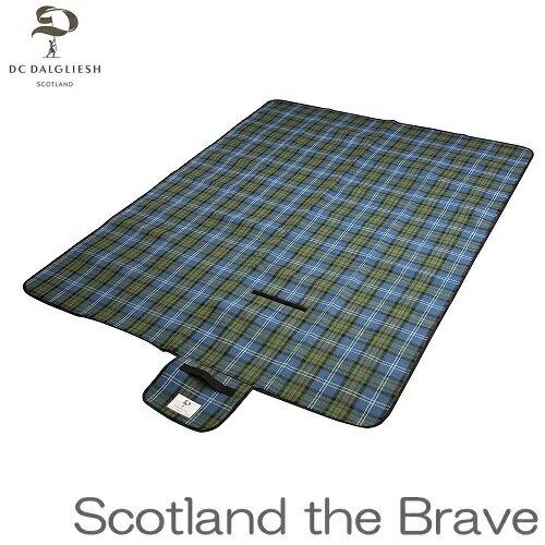 DC ダルグリーシュ Scotland the Brave(スコットランド ザ ブレイブ) ピクニックシート レジャーシート 三好製作所 #