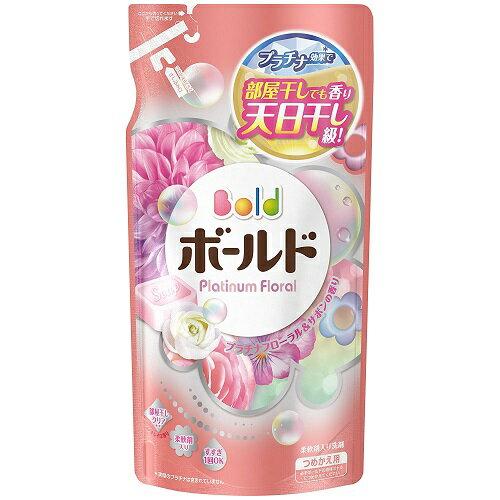 ボールド プラチナクリーン プラチナフローラル&サボンの香り つめかえ 715g P&G(プロクター・アンド・ギャンブル) ※
