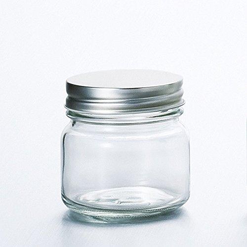 銀キャップ保存ビン 200 容量200ml ADERIA(アデリア) M-6577 #