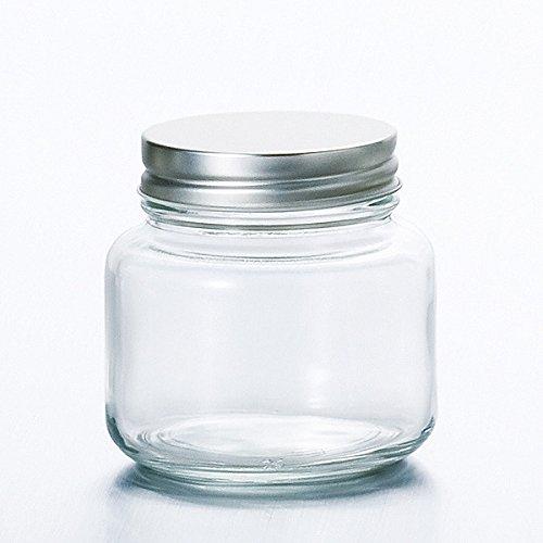 銀キャップ保存ビン 320 容量375ml ADERIA(アデリア) M-6578 #