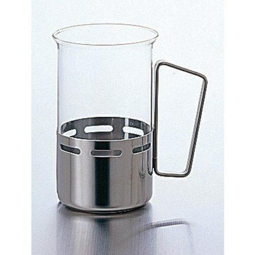 耐熱湯割りグラス ホルダーマグ F-37440 ADERIA(アデリア)