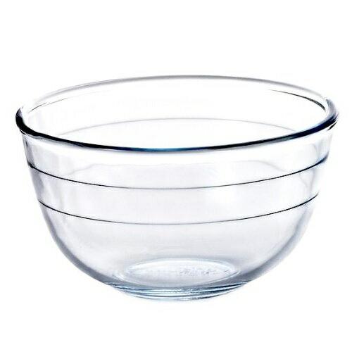 フランス生まれの耐熱テーブルウェア アルキュイジーヌ ミキシングボール 21N 耐熱ガラス ADERIA(アデリア) H-3764 ※
