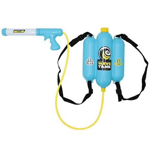 【おもちゃをおとくに!】ウォーターガン ウェーブタンク リュック式 水ピストル 池田工業社【RCP】#