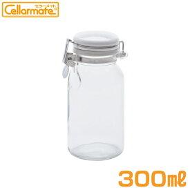 Cellarmate(セラーメイト)片手で使える ワンプッシュ便利びん 300ml 星硝