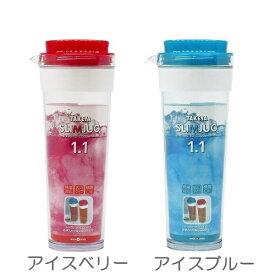 スリムジャグII 1.1L 冷水筒 TAKEYA(タケヤ)