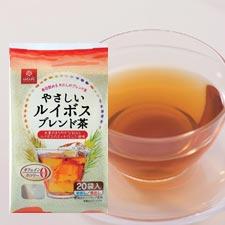 ★やさしいルイボスブレンド茶♪ 麦茶ベースにルイボスが薫るオリジナル茶です^^♪【ルイボスティー むぎ茶 ティーパック むぎちゃ ティーバッグ ムギ茶 麦茶】