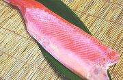 【トラウトサーモン:腹身(甘塩)】サーモン(サケ)の腹身。美味しい鮭のトロの部分!鮭サケさけ