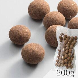 《パッケージレス》金沢箔菓子 金箔入 チョコボーロ 大容量200g 金沢金箔の箔一(はくいち) 