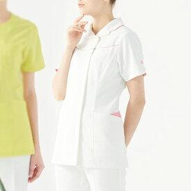 MK-0006 MICHEL KLEIN ミッシェルクラン ナースジャケット(unite チトセ ナース 看護師 ドクター 医師 医療 医院 病院 クリニック エステ レディース 女性用 通販 楽天 白衣ネット)
