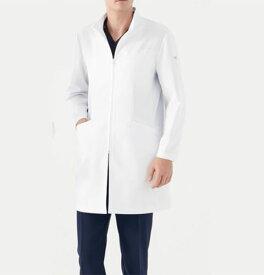 MK-0013 MICHEL KLEIN ミッシェルクラン メンズドクターコート 男性用(unite チトセ ドクター 医師 ナース 看護師 医療 医院 病院 クリニック メンズ 通販 楽天 白衣ネット)