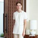 LH6272 ナガイレーベン NAGAILEBEN Naway 女性用上衣(白衣 医療用白衣 看護師用 ナース 白 ホワイト ベージュネイビー…