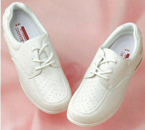 M3850 マリープレア マリアンヌ mariannu (白 ホワイト ナースシューズ 3E 4E 幅広 ナース靴 通販 楽天 白衣ネット)