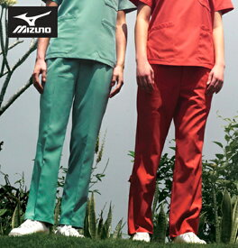 MZ-0019 ミズノ 男女兼用スクラブパンツ(選べる14色 白衣 医療用白衣 看護師用 ナース ピンク グレー グリーン ブルー ネイビー メンズ 男性 白衣カラー 医師 パンツ 大きいサイズ SS 4L 5L 通販 楽天 白衣ネット)