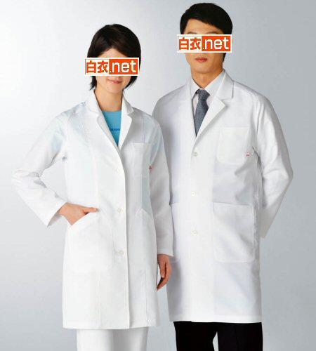 UQM4501 ル・コック メンズドクターシングルコート ( 白衣 医療用白衣 医師用 ドクター 男性 ルコック le coq 男性 通販 楽天 白衣ネット)
