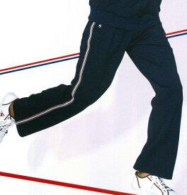 UZL2011 ルコックスポルティフ ケアスタッフウェア 男女兼用 ストレートパンツ (白衣 医療用白衣 医師用 ドクター ネイビー lecoqsportif パンツ 通販 楽天 白衣ネット)