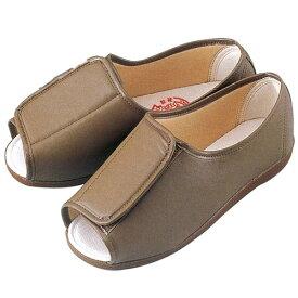 W601 婦人用リハビリシューズ (黒 白 茶 ホワイト ブラック ブラウン 靴 マリアンヌ製靴 mariannu 白衣ネット)