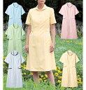 73-1970 73-1972 73-1974 73-1976 73-1978 モンブラン 女性用 白衣 ナースワンピース 半袖白衣 (白衣 医療用白衣 看護師...