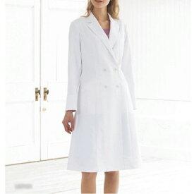 LW101 モンブラン LAURA ASHLEYレディスドクターコート 長袖(診察衣 レディース 女性用 白衣 montblanc 通販 楽天 白衣ネット) ローラアシュレイ