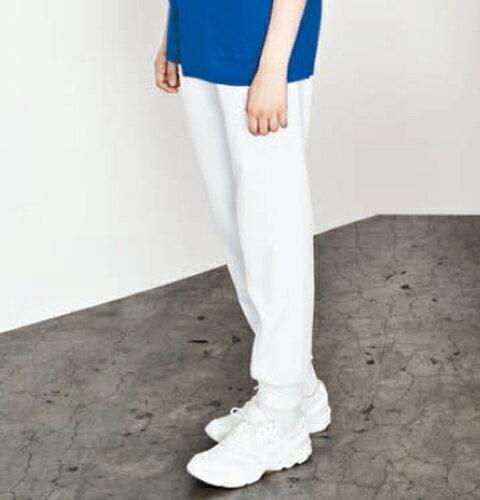 MZ-0122 ミズノ 男女兼用 ホワイトジョガーパンツ (mizuno 白衣 医療用白衣 看護師用 ナースホワイト メンズ 男性 レディース 女性 手術着 白衣 医師 通販 楽天 白衣ネット)