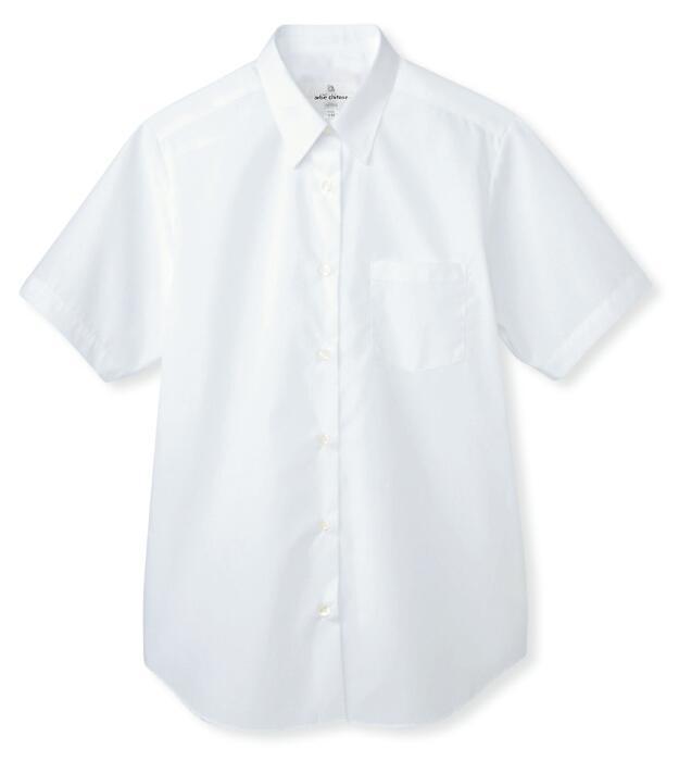 カッターシャツ 半袖 EP-827  サービスユニフォーム レストラン・飲食店・ホテル ユニフォーム通販 【フードユニフォーム】【女性】