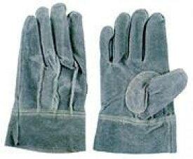 作業手袋 牛床革手袋 背縫い シモン オイル OIL-107 10双組 裏地なし