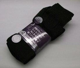 富士手袋工業 5本指靴下 メッシュ 銀イオン繊維使用 3足組 586 黒・チャコール・紺 消臭抗菌