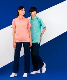 CHM305 アシックス 男女兼用ポロシャツ
