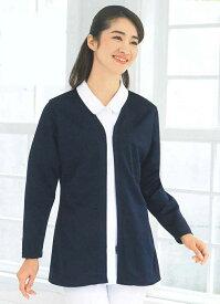 WH90063 WHISEL 自重堂 ジャケット 医療白衣