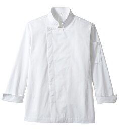 MONTBLANC コックコート長袖 6-1001(男女兼用) 刺繍名前入れ可能