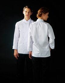MONTBLANC コックコート長袖 RT6631-2(男女兼用) 刺繍名前入れ可能