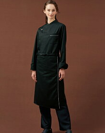 MONTBLANC コックコート長袖 6-941(男女兼用) 刺繍名前入れ可能