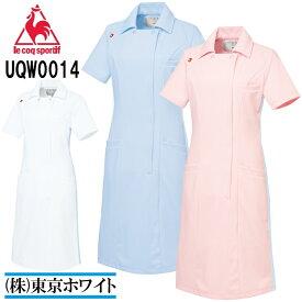 ルコック(le coq) UQW0014 チェックテープワンピース S〜EL 医療ユニフォーム ナースウェア 白衣