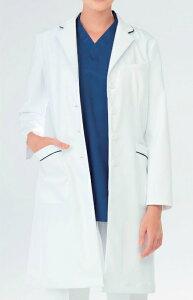 白衣 Naway ナウェイ ナガイレーベンFT-4550 女子シングル診察衣S〜EL ナースウェア