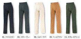 三愛JA2109 ノータックレディースパンツS〜LL作業服 【代引き不可】