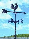 ホワイトホール社製 風見鶏 30″ ROOSTER 鶏 (WV00005)