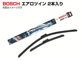 BOSCH エアロツイン ワイパー プジョー 208 2012年9月〜2015年4月 左ハンドル用 2本セット A414S 3397007414