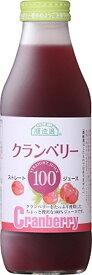 送料無料 順造選 クランベリー100 500ml 瓶×12本入り 果物 ジュース フルーツ マルカイ 順造選 送料込み 送料無料・送料込み クランベリージュース 100% 100% 果汁 ジュース 100%ジュース