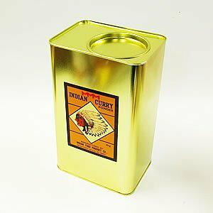 インデアン食品 インデアン カレー粉 2キロ(業務用サイズ)本格カレー粉 カレースパイス スパイス